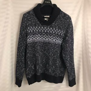 Lucky Brand Pullover Knitted Sweater Size XL